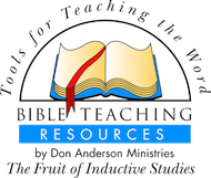 Bible Teaching Resources Logo